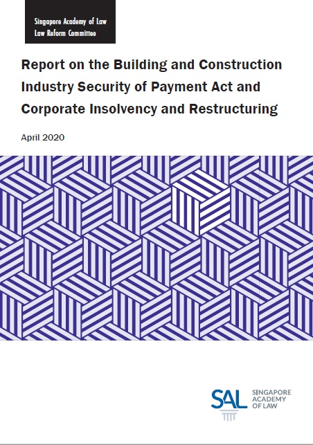 Report on the Building and Construction Industry Security of Payment Act and Corporate Insolvency and Restructuring- Click to access report