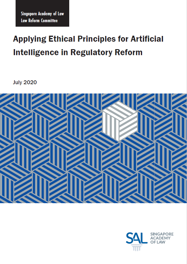 Click for Full Report - Applying Ethical Principles for Artificial Intelligence in Regulatory Reform